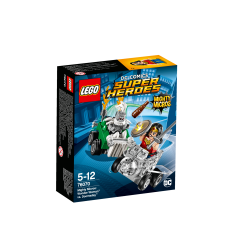 LEGO 76070 Mighty Micros: Wonder Woman vs. Doomsday (LEGO DC Comics Super Heroes)