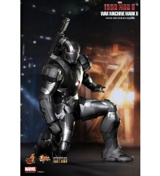 Iron Man 3 - War Machine Mark 2 Diecast 12