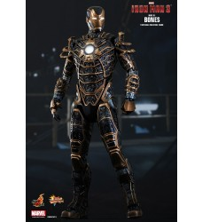"Iron Man 3 - Mark XLI Bones 12"" Figure"