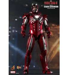 Iron Man 3 - Mark 33 Silver Centurion 12