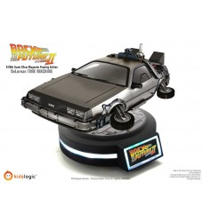 1/20 Magnetic Floating Delorean Time Machine - Back to the Future
