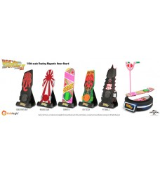 1/6 Magnetic Floating Hover Board (Set of 5) - Back to the Future
