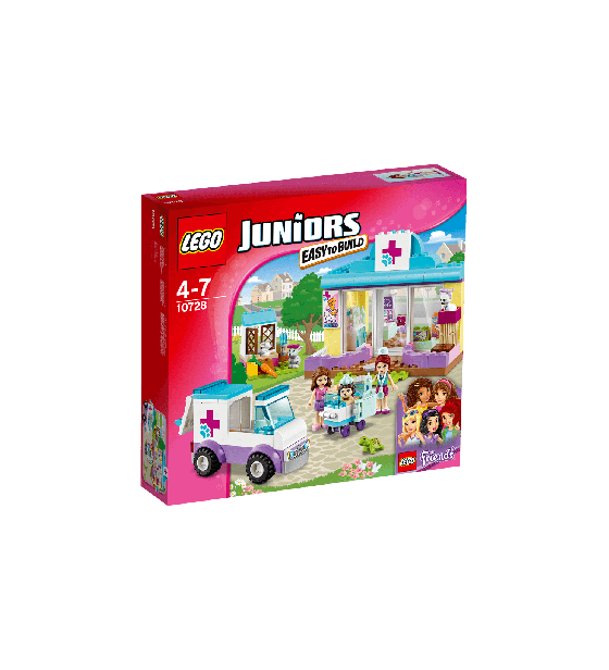 Brand: LEGO | Category: Bricks & Building Sets | Theme: LEGO Juniors | Set 10728