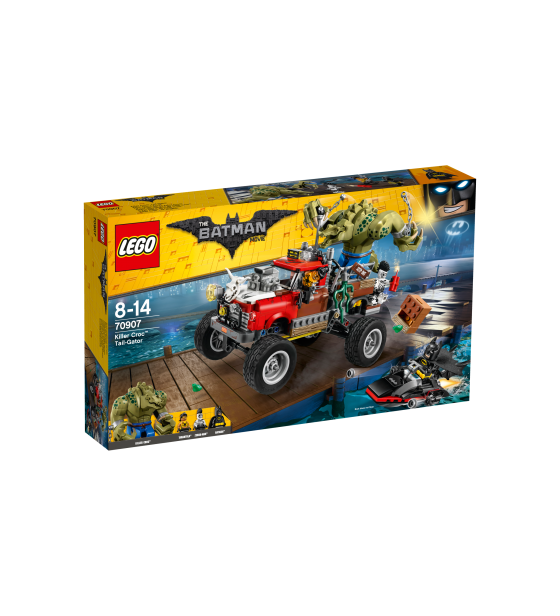 LEGO 70907 Killer Croc Tail-Gator