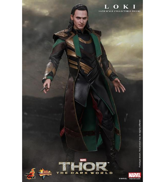 "Thor Dark World - Loki 12"" Figure"