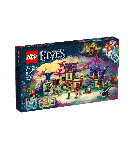 41185 Magic Rescue from the Goblin Village (LEGO Elves)