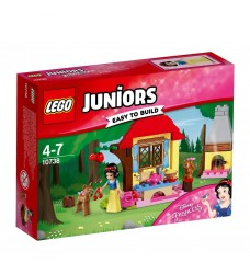 LEGO 10738 Snow White's Forest Cottage (LEGO Juniors)