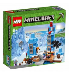 LEGO 21131 The Ice Spikes (LEGO Minecraft)
