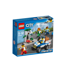 LEGO 60136 Police Starter Set (LEGO City)