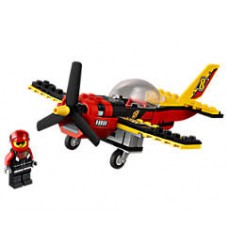LEGO 60144 Race Plane (LEGO City)