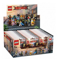 LEGO 71019 THE LEGO NINJAGO MOVIE (Box of 60 Minifigures)