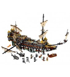 LEGO 71042 Silent Mary (LEGO Disney Pirates of the Caribbean)