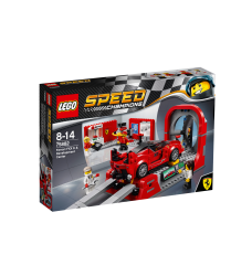 LEGO 75882 Ferrari FXX K & Development Center (LEGO Speed Champions)