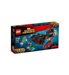 LEGO Marvel 76048 Iron Skull Sub Attack