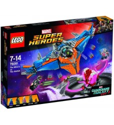 LEGO 76081 The Milano vs. The Abilisk (LEGO Marvel Super Heroes)