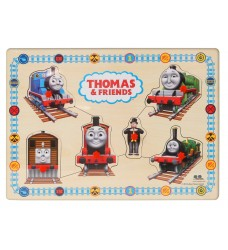 Thomas the Tank - Conductor Pin Puzzle