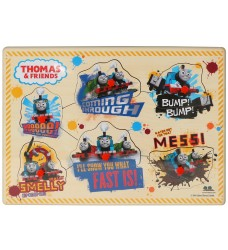 Thomas the Tank - Splash Pin Puzzle