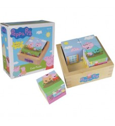 Peppa Pig - Cube Puzzle