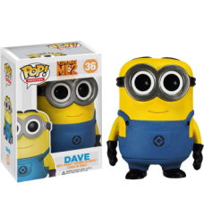 Despicable Me - Minion Dave Pop! Vinyl