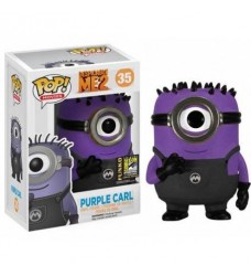 Despicable Me - Carl Purple Pop! Vinyl