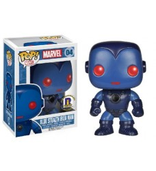 Iron Man - Blue Stealth Pop! Vinyl