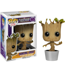 GotG - Dancing Groot Pop! Vinyl