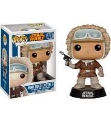 Star Wars - Han Solo Hoth Pop! Vinyl
