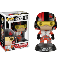 Star Wars Ep 7 - Poe Dameron Pop! Vinyl