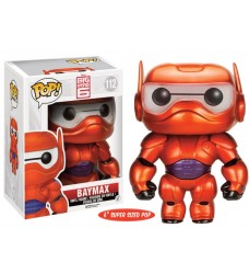 "Big Hero 6 - Baymax Armor Metal 6"" Pop! Vinyl"