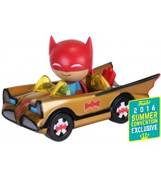 Batman - 1966 Gold Batmobile SDCC 2016 Exclusive Dorbz Ridez