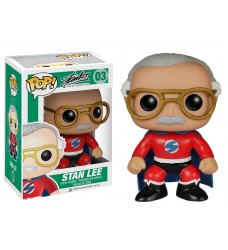 Stan Lee - Superhero Pop! Vinyl