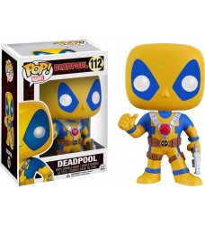 Deadpool - Deadpool Yellow Pop! Vinyl