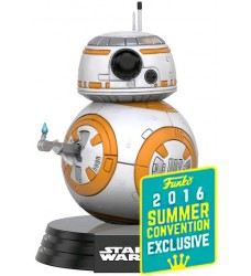 Star Wars - BB-8 Thumbs Up Episode 7 The Force Awakens SDCC 2016 Exclusive Pop! Vinyl Figure
