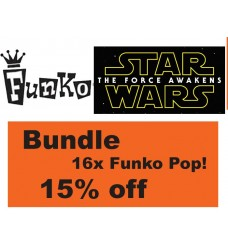 Funko Pop! Bundle (16x)