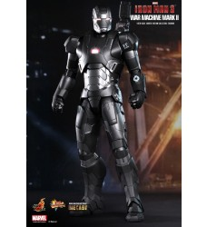 "Iron Man 3 - War Machine Mark 2 Diecast 12"" Figure"