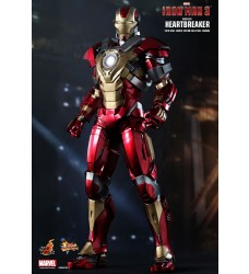 "Iron Man 3 - Mark 17 Heartbreaker Armor 12"" Figure"
