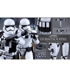 Star Wars - First Order Stormtrooper Set Ep 7 12