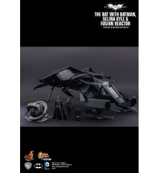 Batman - The Dark Knight Rises - The Bat with Reactor 1:12 Scale Figure Set