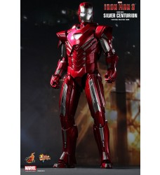 "Iron Man 3 - Mark 33 Silver Centurion 12"" Figure"