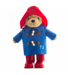 Paddington with Boots & Embroidered Jacket (Medium 22 cm)