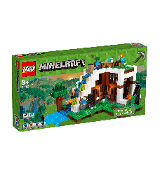 LEGO 21134 The Waterfall Base (LEGO Minecraft)