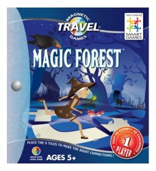 SmartGames Magnetic Travel - Magic Forest