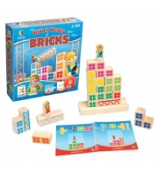 SmartGames Bill & Betty Bricks