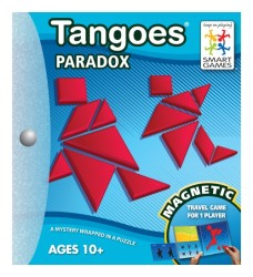SmartGames Magnetic Travel - Tangoes Paradox