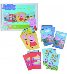 Peppa Pig - Memory Boxed Cards