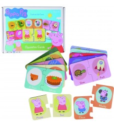 Peppa Pig - Opposites Boxed Cards