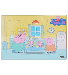 Peppa Pig - Frame Tray Breakfast