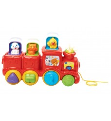 VTech Pop-Up Friends Trains