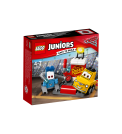 Brand: LEGO | Category: Bricks and Building Sets | Theme: Juniors | Set 10732 Guido and Luigi's Pit Stop