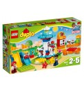 Brand: LEGO | Category: Bricks and Building Sets | Theme: DUPLO | Set 10841 Fun Family Fair